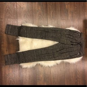Rag and Bone heathered joggers size xs